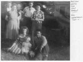 Bateman Family Together - Late 40's